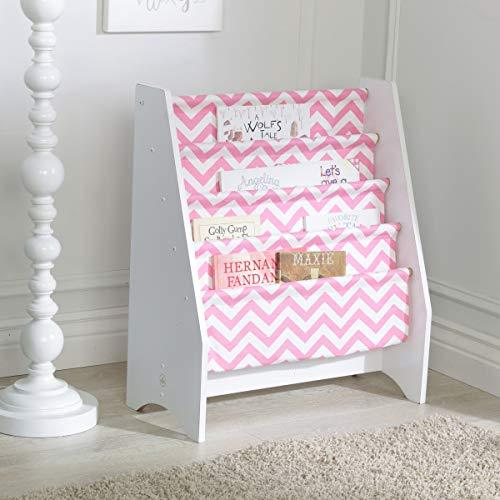 KidKraft Bookcase, Pink by KidKraft (Image #5)