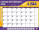 Turner 1 Sport LSU Tigers 2019 22X17 Desk Calendar Office Desk Pad Calendar (19998061482)