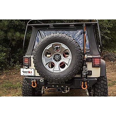 Rugged Ridge 11585.04 Third Brake Light LED Ring: Automotive