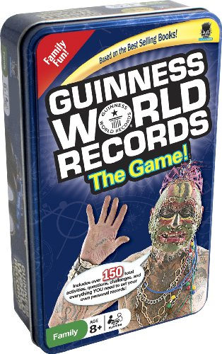 Guinness World Records The Game