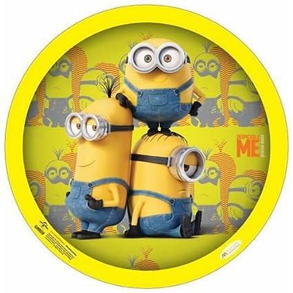 Minion Plates - Large  Minion Theme Birthday Party  Minion Kids Party Supplies  Party  sc 1 st  Amazon.in & Minion Plates - Large  Minion Theme Birthday Party  Minion Kids ...