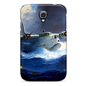 Junxcj Design High Quality Rescue At Sea Cover Case With Excellent Style For Galaxy S4