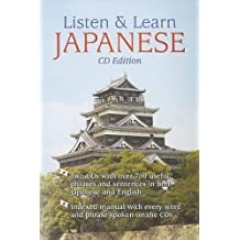 Listen & Learn Japanese (CD Edition)
