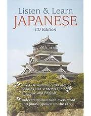Listen & Learn Japanese (CD Edition)
