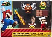 Diorama Lava Castle, Super Mario, Candide