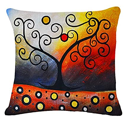 Amazon.com: Modern Home Decorative Throw Pillows Case ...