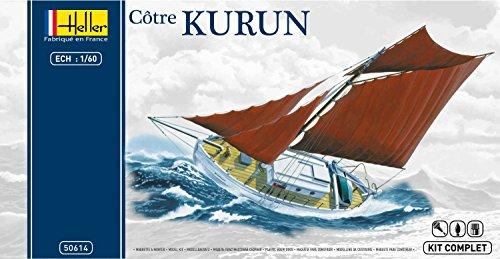 Heller - 50614 - Maquette - Cotre Kurun from Heller