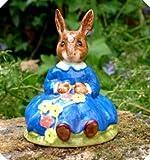 Royal Doulton Daisie Bunnykins Springtime Figurine DB7