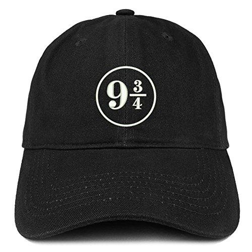 Harry-Platform-Embroidered-Soft-Cotton-Adjustable-Cap-Dad-Hat