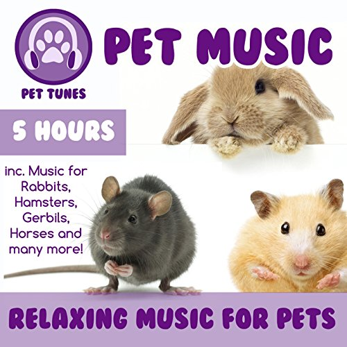 (Pet Music: Inc. Music for Rabbits, Hamsters, Gerbils, Horses and Many More! (5 Hours))