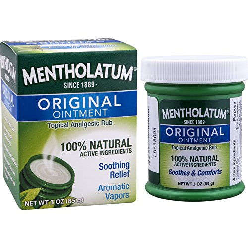 Mentholatum Original Ointment ounce 85g product image