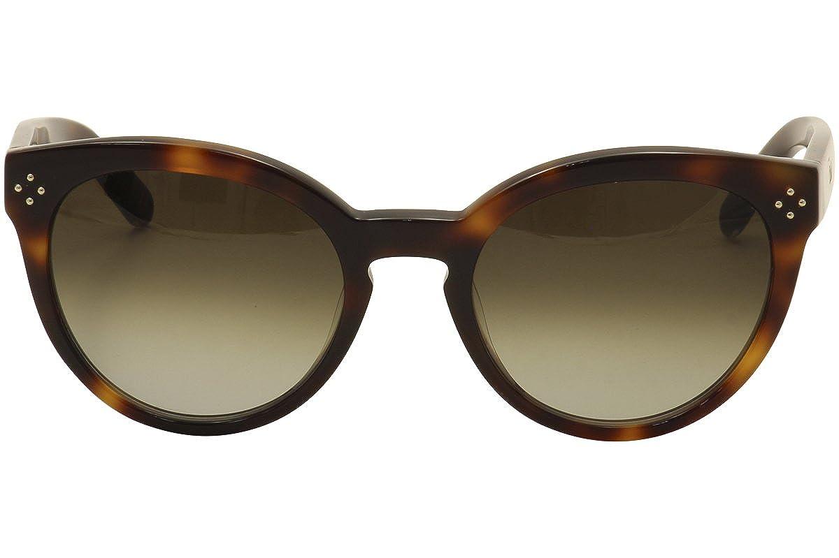 Chloe CE691S-219 Ladies CE691S Boxwood Havana Sunglasses at ...