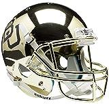 NCAA Baylor Bears Chrome Replica Helmet, One Size, White