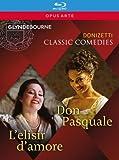 Donizetti: Classic Comedies [2 Blu-rays] [Blu-ray]