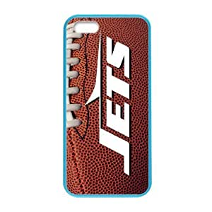 NFL football Team JETS Custom Colorful Case For Iphone 5C Cover Case