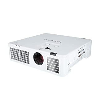 Hitachi LP-WU3500 Video - Proyector (3500 lúmenes ANSI, DLP, WUXGA ...