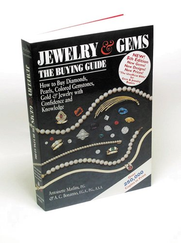 JEWELRY & GEMS-THE BUYING GUIDE (SOFT COVER)
