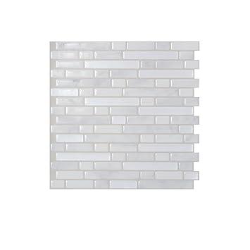 piastrella adesiva da parete, in gel o, tecnologia brevettata, 25 ... - Piastrelle Adesive Da Muro