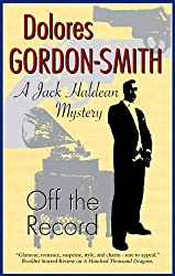 Off the Record (Jack Haldean Murder Mystery)
