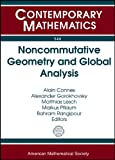 Noncommutative Geometry and Global Analysis, Henri Moscovici, 0821849441