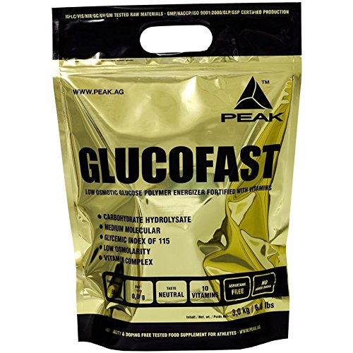 Peak Glucofast Neutral, 1er Pack (1 x 3,05 kg)