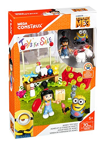 Mega Construx Despicable Me Agnes Toy Sale Building -