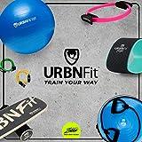 URBNFit Balance Trainer w/Resistance Bands, Pump
