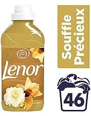 Lenor Adoucissant Souffle Précieux 1,15 L 46 Lavages - Lot de 2