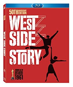 Cover Image for 'West Side Story: 50th Anniversary Edition'