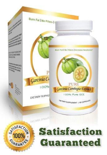 Garcinia cambogia extrait pur à 50% HCA (100% bio et naturel)