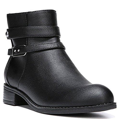 LifeStride Women's Smirk Black Boot 7.5 M (B)