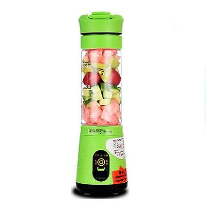 Batidora de Frutas, licuadora de jugos, Cargador USB, (22,000 RPM),