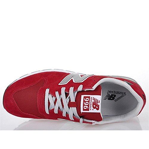New Balance MRL996AR-D Rojo Hombre Zapatos Moda