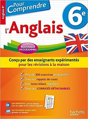 Livre Anglais 6e - Nouveau programme 2016 pdf
