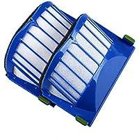 Pack Filter Irobot Roomba 500 551 552 564 580 5 630 650 Series Vacuum Cleane,10pcs Aero Vac Filters