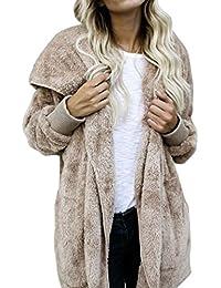 Clearance New Women Hooded Long Coat Jacket Hoodies Parka Outwear Cardigan Coat