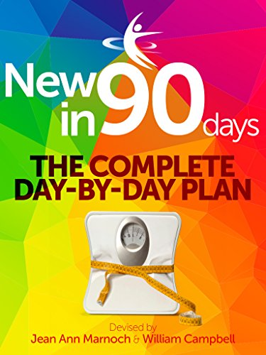 New in 90: The complete day-by-day-plan