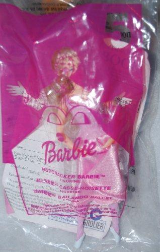 McDonalds Happy Meal 2001 Barbie Nutcracker Doll #5