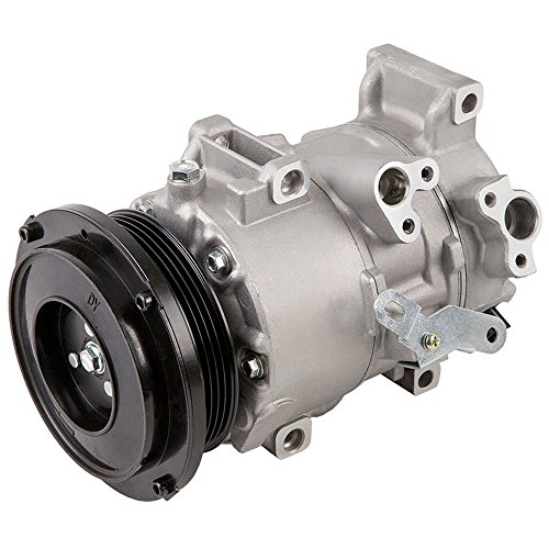 Brand New Premium Quality AC Compressor & A/C Clutch For Toyota Camry - BuyAutoParts 60-02407NA (Toyota Camry A/c Compressor)