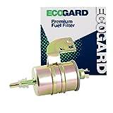ECOGARD XF55412 Engine Fuel Filter - Premium Replacement Fits Chevrolet Venture/Buick Rendezvous/Pontiac Montana