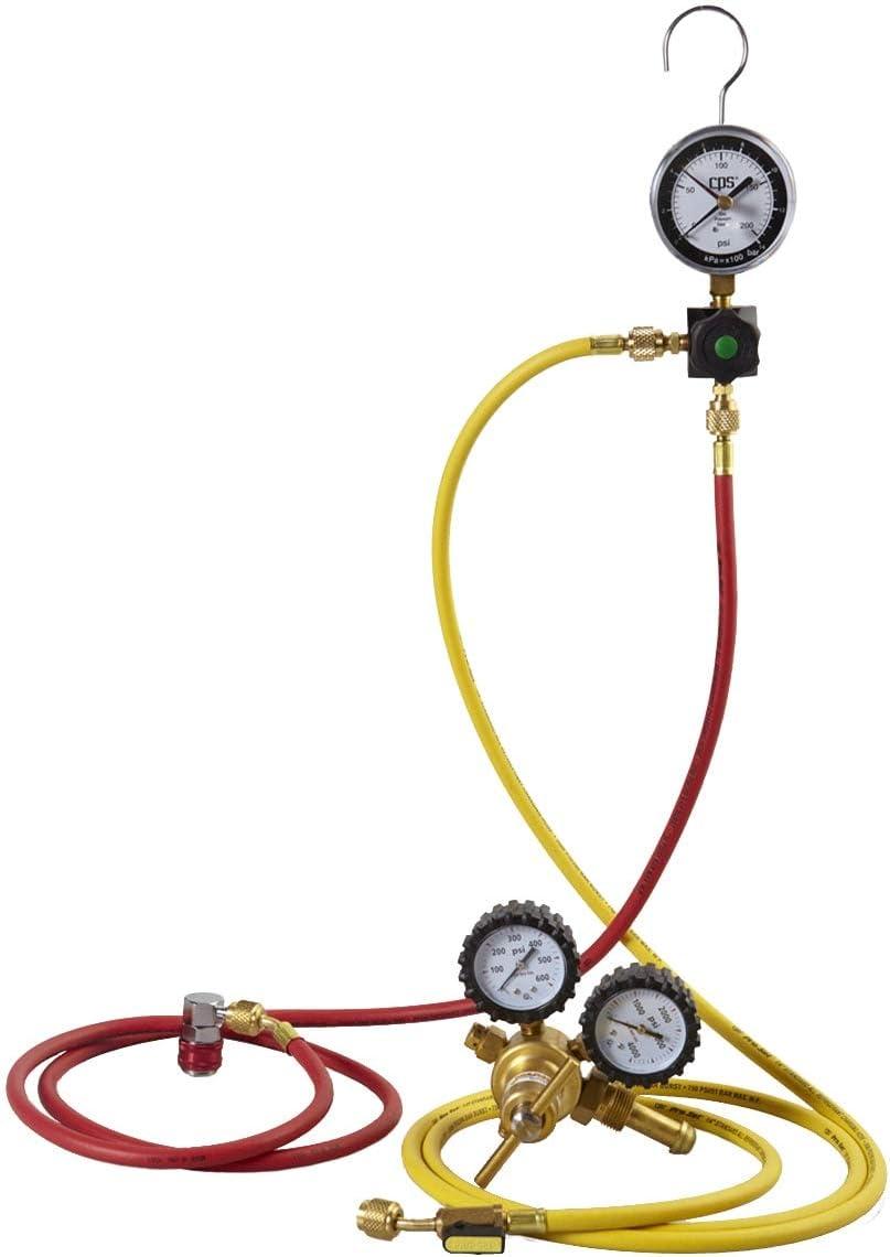 CPS Products (CPSNITROKITG) Nitrogen Pressure Leak Test Kit with Regulator