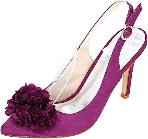 Salabobo Salabobo Sandales Sandales femme Compensées Violet Sandales Violet Compensées Compensées femme Violet Compensées Sandales femme Salabobo Salabobo rrqCw