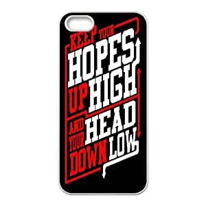 Rock Band ADTR A Day To Remember iPhone 5 5s Cell Phone Case White DIY Gift xxy002_0335912