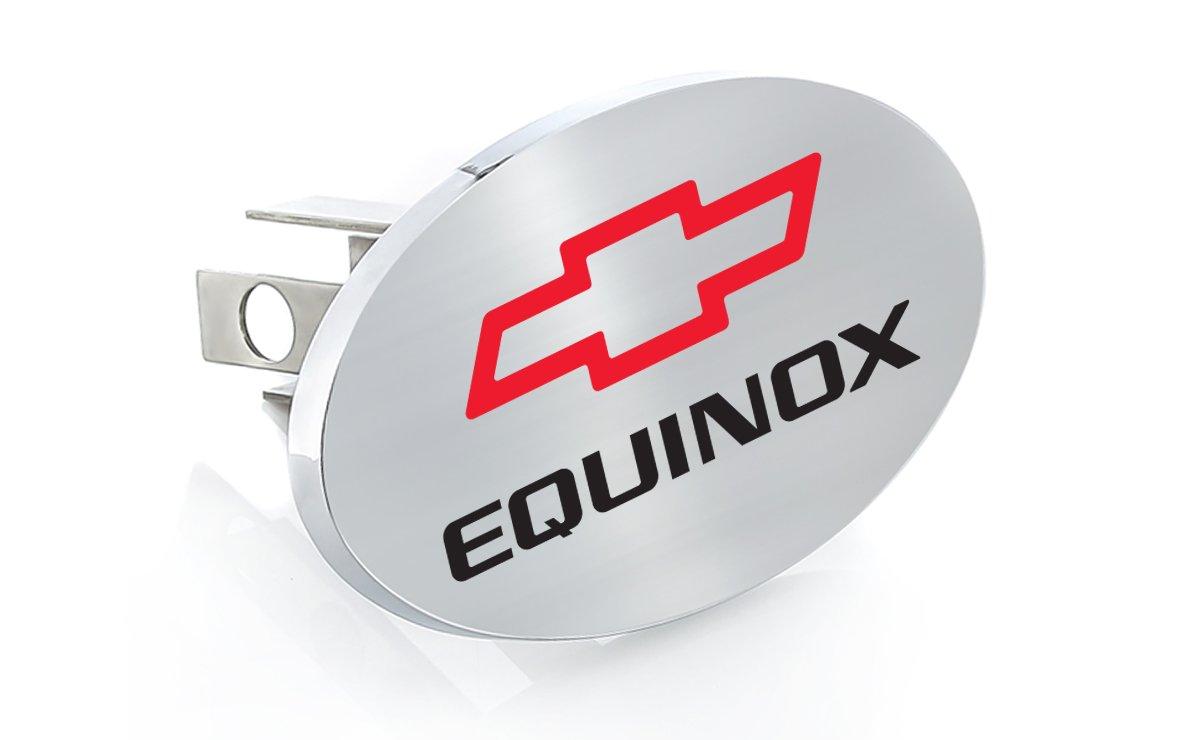 Chevy EquinoxエンブレムW /レッドボウタイ&ブロック文字Hitchカバー 2 inch post CHAEHC B00ARL6AH4 2 inch post  2 inch post