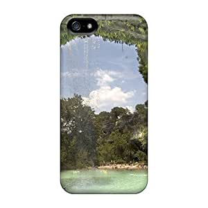 Iphone 5/5s Case Slim [ultra Fit] The Best Watering Hole Protective Case Cover