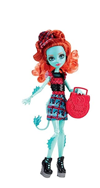 Amazon Monster High Monster Exchange Program Lorna Mcnessie