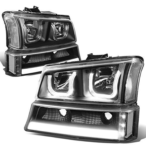 04 chevy truck hid headlights - 1