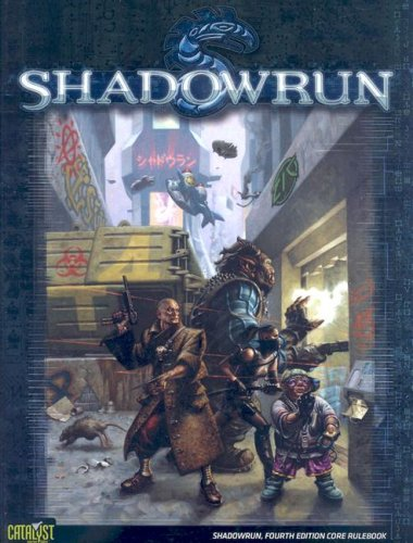Shadowrun 4th edition arsenal