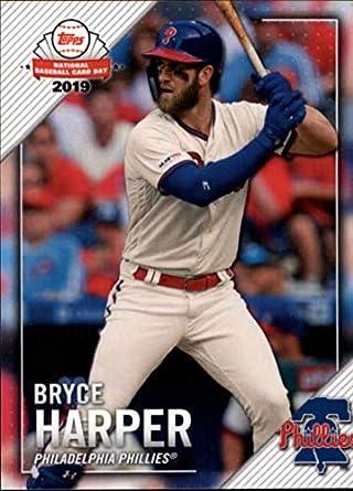 Amazoncom 2019 Topps National Baseball Card Day Ntcdg 1 Bryce