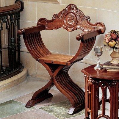 UPC 846092028238, Design Toscano The Savonarola Arm Chair